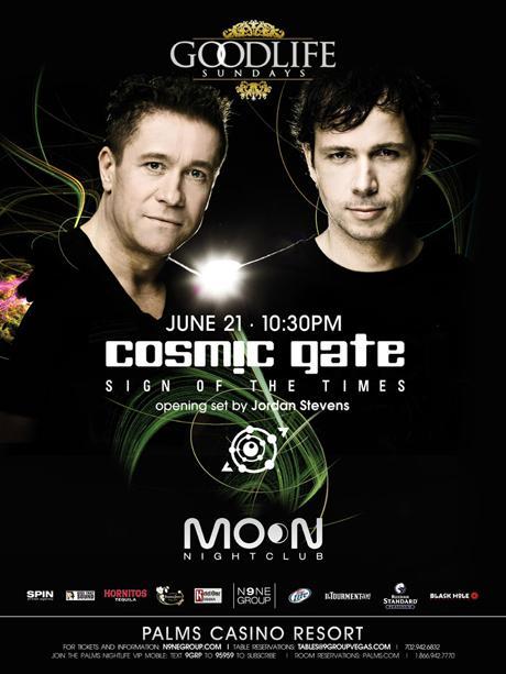 Cosmic casino myspace
